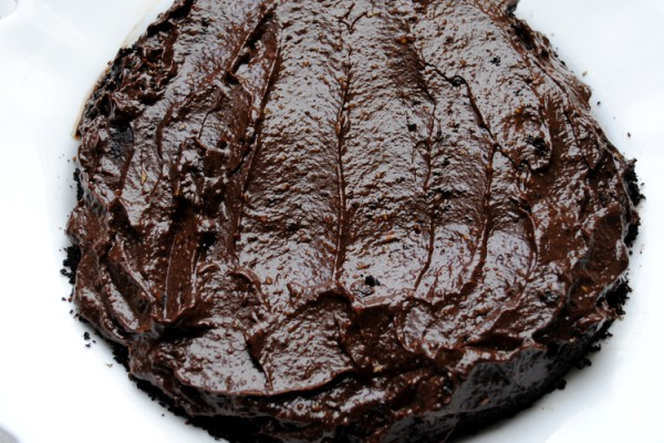 delicious vegan cocoa cake for healthy lifestyle