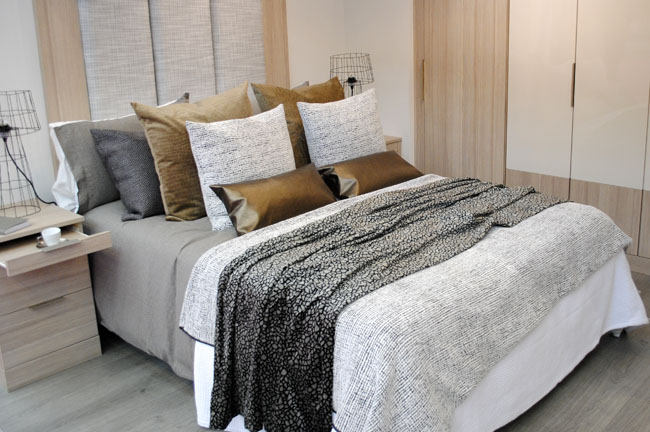 luxury glam bedroom hammond ideal home show