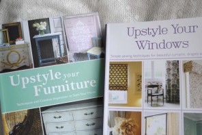Upcycling Ideas for Upstyling Furniture & Windows
