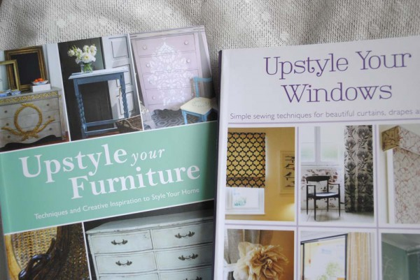books on upstyling and upcycling tutorials basic skills