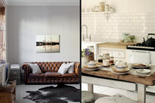 Ideas on how to fit old furniture in a modern home interior design blog