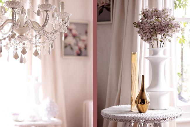 DFS pastel pink purple lilac lounge living room ideas