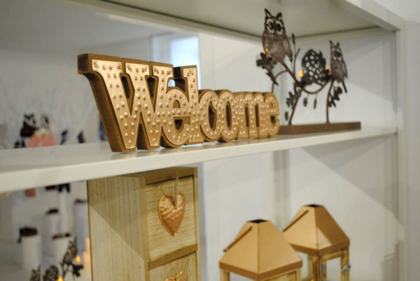 Matalan copper accessories decoration home