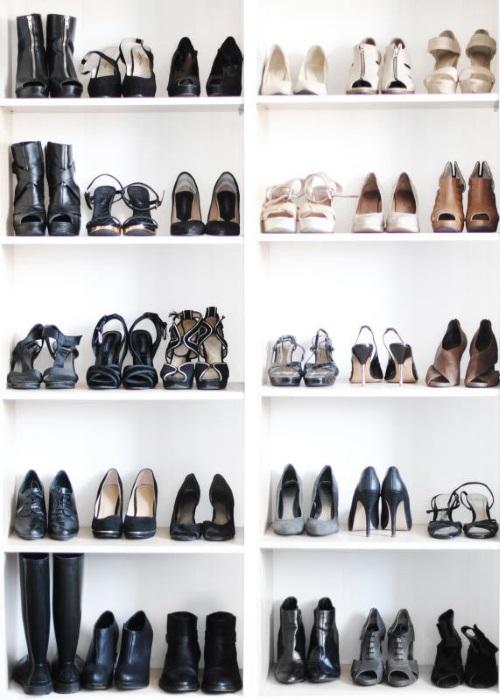 shoe closet ideas walk in wardrobe interior style