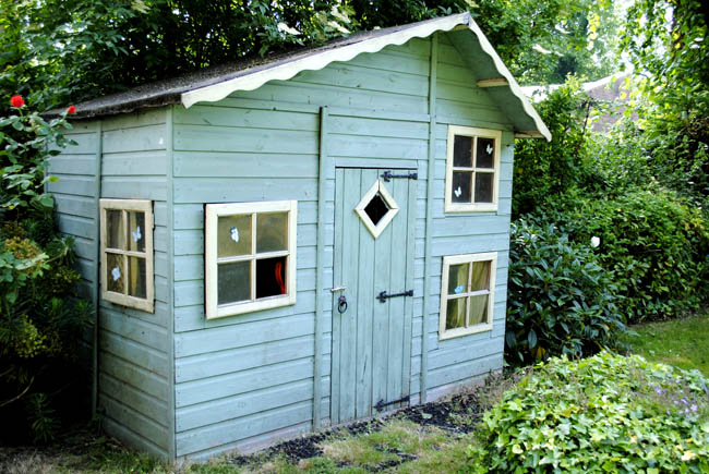 pastel blue shed ideas garden diy summer