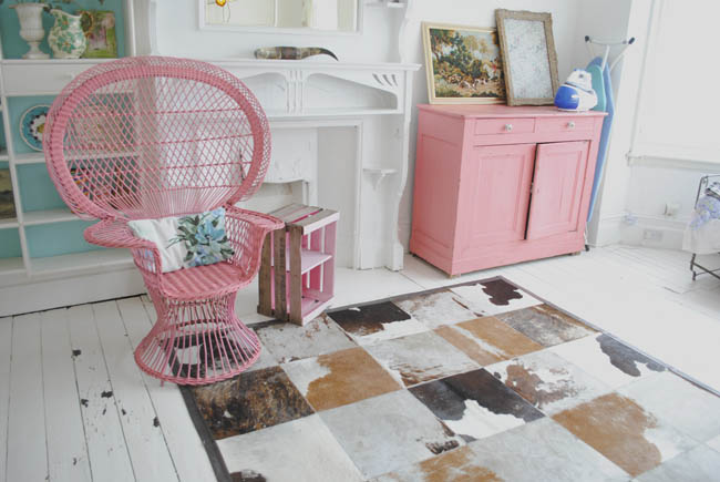 shabby chic bedroom ideas centrepiece chair stand and cupboard