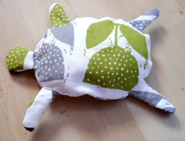 tortoise craft sewing animals diy how to