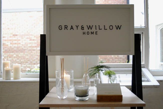 gray and willow home at house of fraser preview press event london