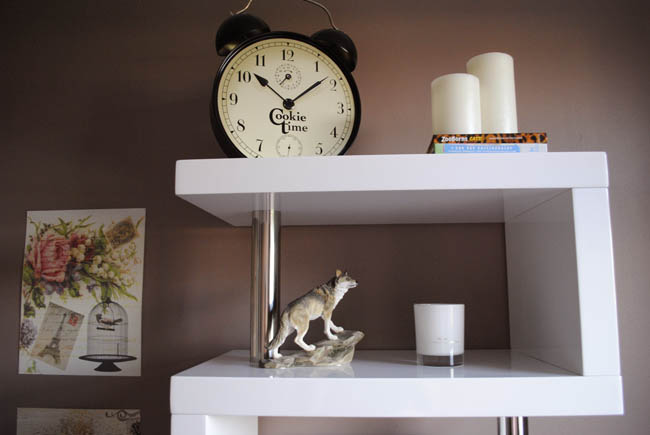 Top shelf home office redecorating