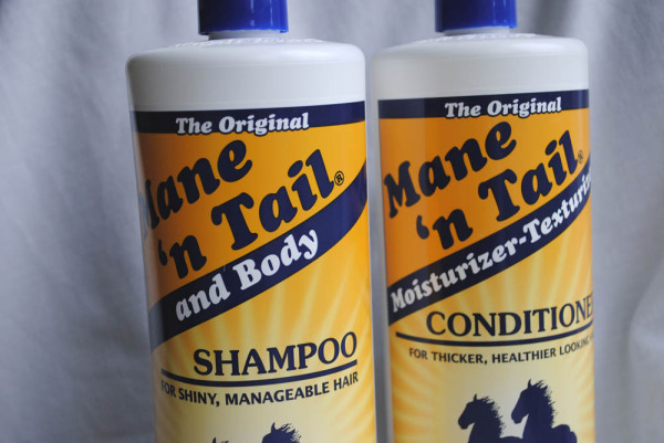 Horse hair shampoo and conditioner for human use review