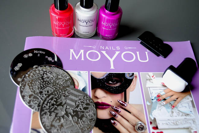 Mo You nail art set