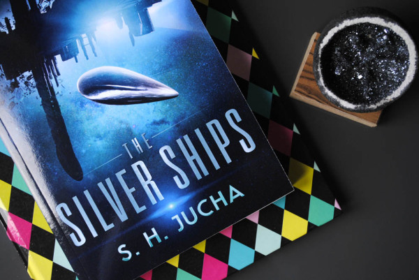 science fiction novel sci-fi by jucha