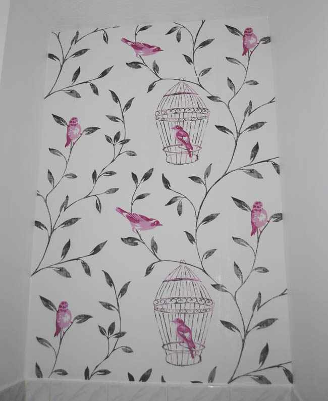 vintage birds and bird cage wallpaper graham and brown wallpaper week