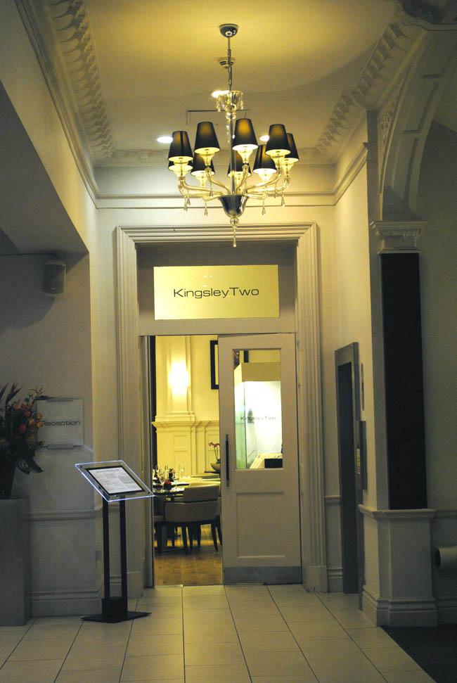 Thistle hotel Kingsley Two London Holborn