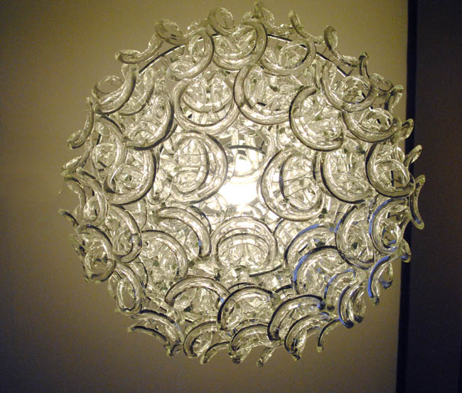 chandelier large in thistle hotel kingsley