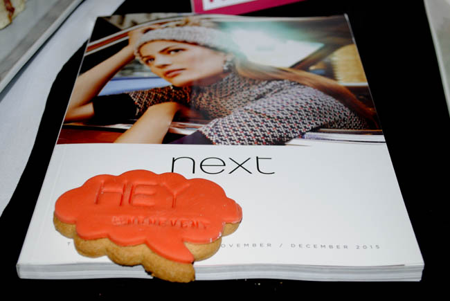 next cookies blogger event networking