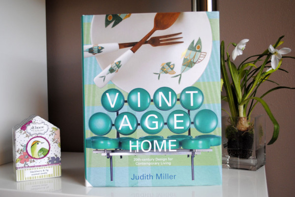 Vintage Home 20th century interiors book by Judith Miller