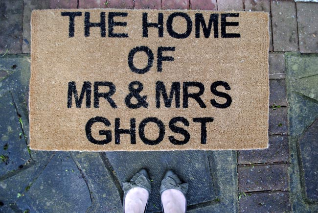 home decorating ideas door mat home of mr and mrs