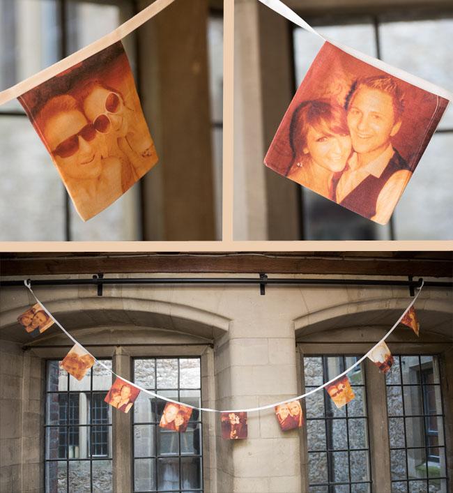 photography bunting vintage wedding decoration ideas copy
