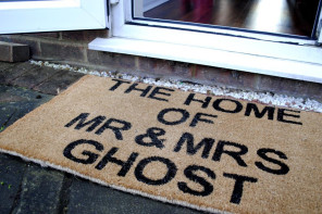 Life Update: Being Mr and Mrs Ghost