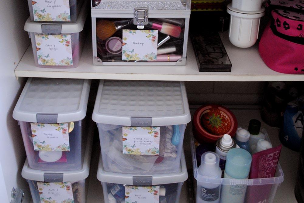 Cool Bespoke Bathroom Shelving  Bathroom Storage Ideas  Housetohomecouk