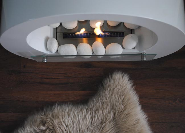 how to use a bio ethanol fireplace with fuel