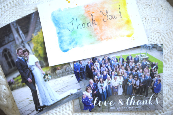 how to make a thank you card images and video tutorial