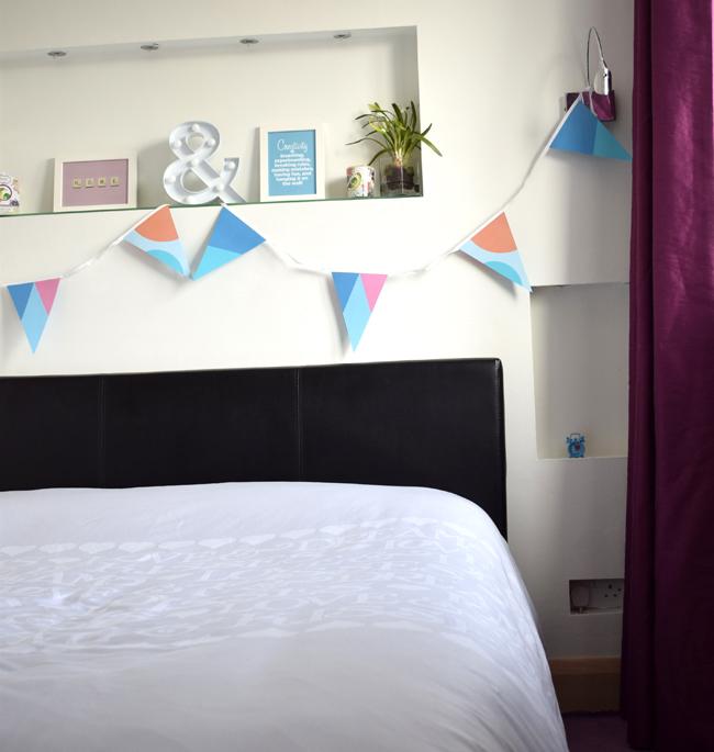 bedroom redecoration home blogger uk essex london