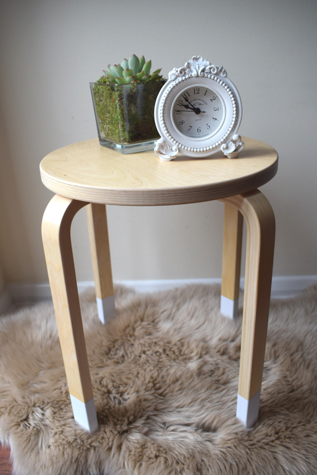 painted legs cheap wooden table