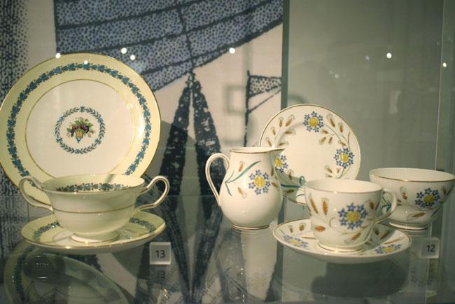 tea set wedgwood fine china