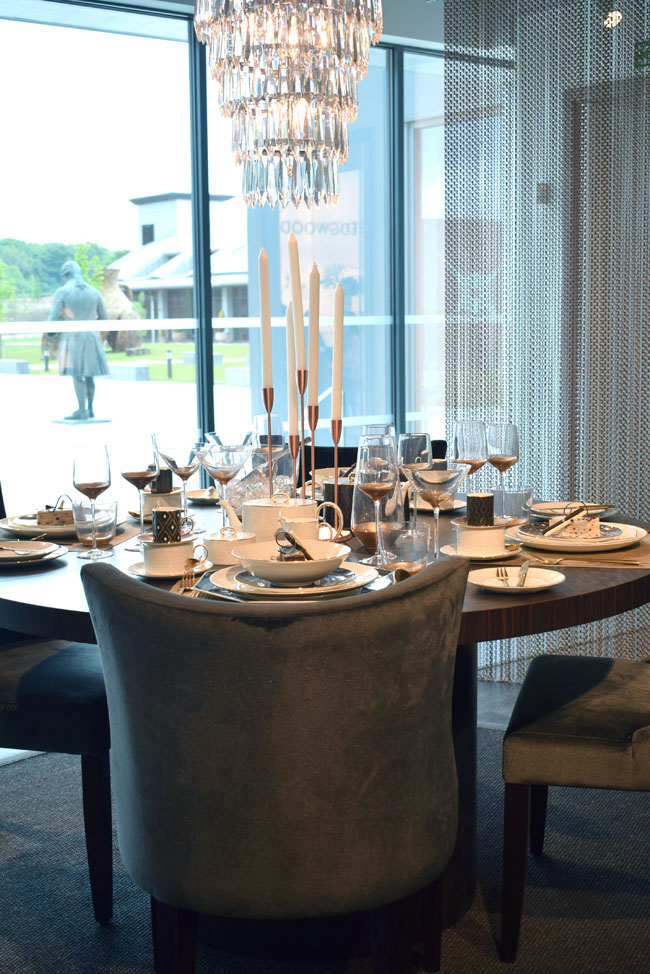 wedgwood dining set and chandelier flagship store
