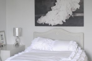 6 White Bedroom Ideas that are Easy to Copy
