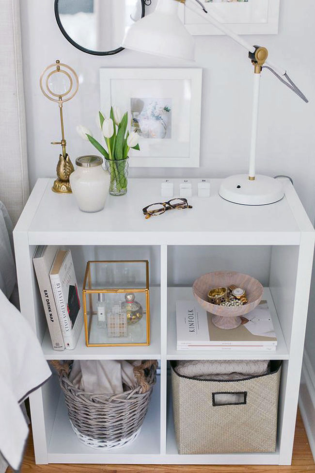White Bedroom Accessories Part - 23: Buy White Furniture Accessories. 6 White Bedroom Ideas That Are Easy To Copy