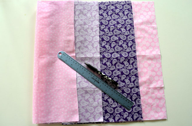 four fat quarters sewing project ideas
