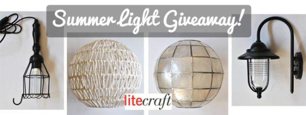 summer light giveaway from litecraft