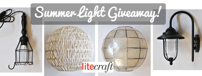 summer light giveaway from litecraft