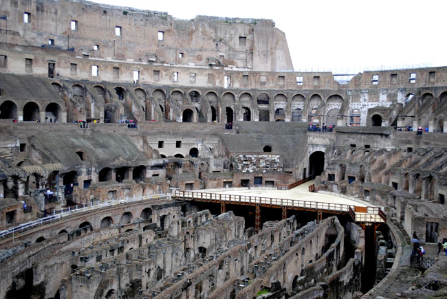 Rome places to visit capital city tourist attraction