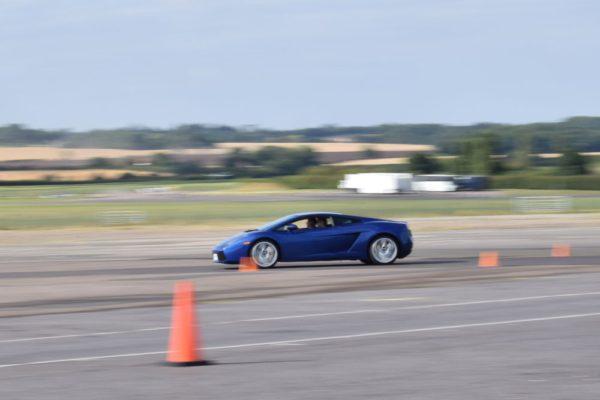 blue lamborghini dad driving experience