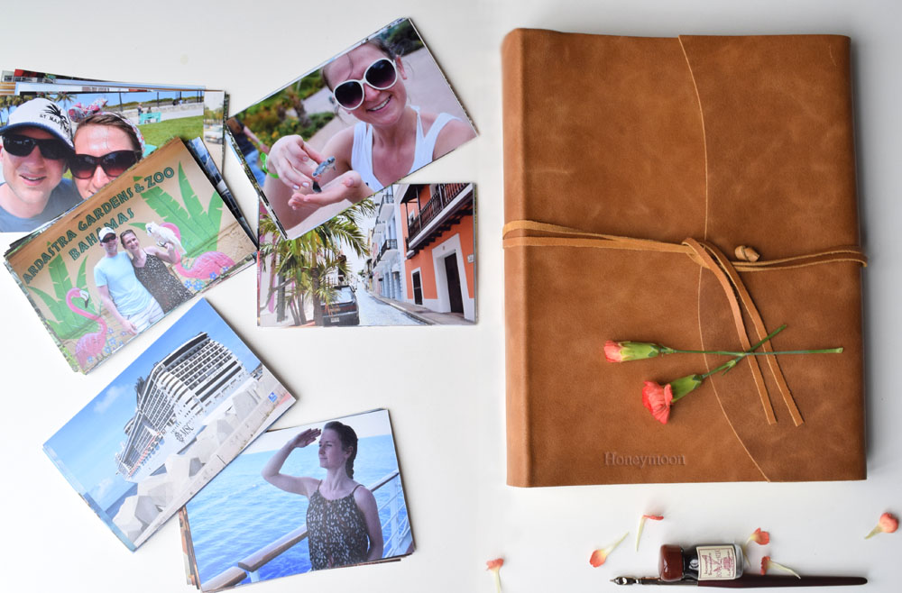 how to organise a photo album tutorial guide