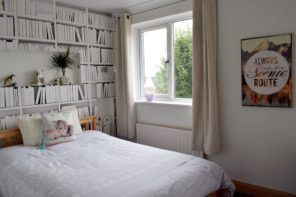 Interiors Blogger Bedroom Makeover: Before & After