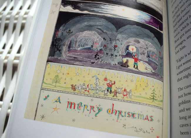 a-merry-christmas-drawing-by-tolkien-father-christmas-letters