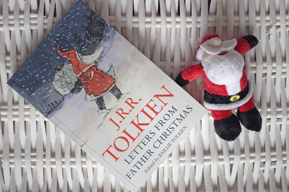 Father Christmas Letters Tolkien.Letters From Father Christmas By Jrr Tolkien The Fairytale