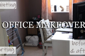 Home Office Transformation with Before & After